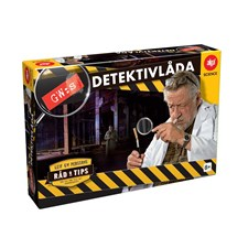 GW:s detektivlåda, Alga (SE)