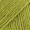Drops Fabel Uni Colour Garn Ullmix 50g Äppelgrön (112)