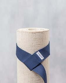 Bärrem Mat Strap - Blueberry Blue - Yogiraj