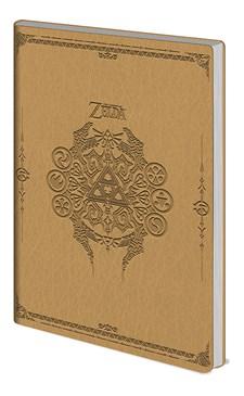 The Legend Of Zelda Anteckningsbok
