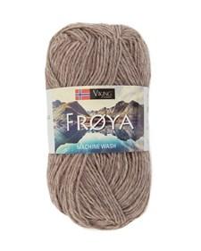 Viking of Norway Frøya 50 gr Lys brun 281
