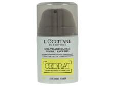 L'Occitane Cedrat Global Face Gel For Men, 50ml