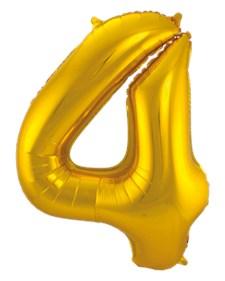 Jumbo Tallballong Gull 4