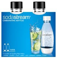 Sodastream Kolsyreflaska 0.5 L 2-pack Plast