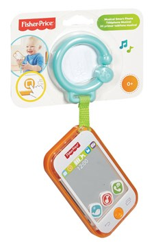 Mobiltelefon med lyd, Fisher-Price
