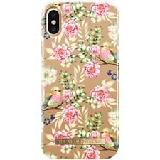 Mobildeksel, Fashion Case, Til Iphone X, Champagne Birds, Ideal