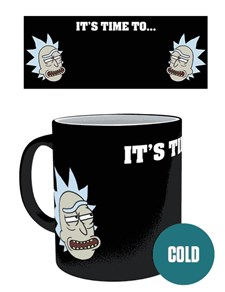 Rick And Morty Get Schwifty Lämpöherkkä Muki