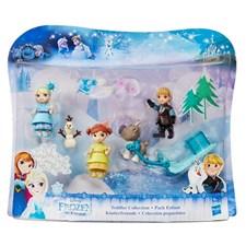 Frost-karakterene som småbarn, Little Kingdom, Disney Frost