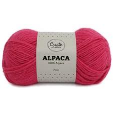 Adlibris Alpacka garn 50g Pink A038