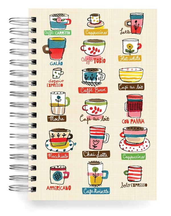 Coffee Jumbo, 100 sivua