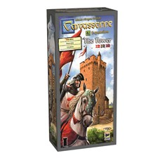Carcassonne expansion 4, Tower