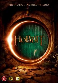 Hobbit - Filmtrilogin (3-disc)