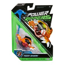 Battle Rippers, Tiger Shark, 1-pack, Jakks Pacific