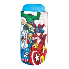 Ready Bed, Junior, Alt-i-ett reisemadrass, Marvel Avengers