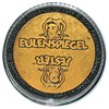 Eulenspiegel Ansiktsmaling, 20 ml, pearlised gold