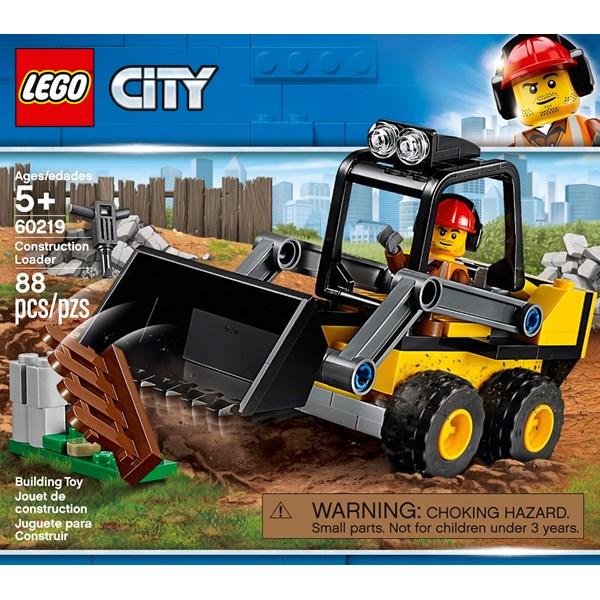 Hjullastare-LEGO City Great Vehicles  Lego - lego & duplo