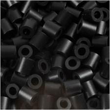 Putkihelmet, koko 5x5 mm, aukon koko 2,5 mm, 6000 kpl, musta (1)