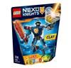 Clay i stridsrustning, LEGO Nexo Knights (70362)