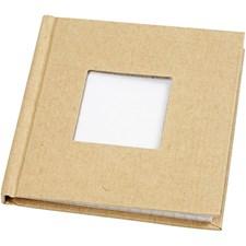 Kinabok, stl. 10x10 cm, hålstl. 4x4 cm, 1 st.