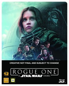Rogue One - A Star Wars Story: Steelbook (Blu-ray) (2-disc)