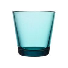 Iittala Kartio Glas 2-pack 21 cl Havsblå