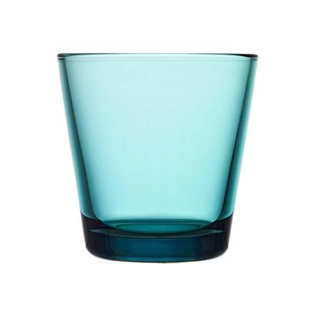 Iittala Kartio Glas 2-pack 21 cl Havsblå - glas