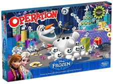 Operation Frozen Fever, Hasbro