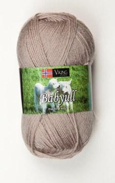Viking of Norway Baby Ull 50 gr Beige 307