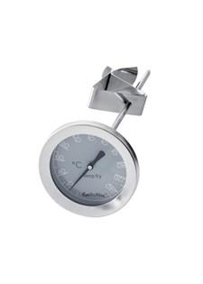 Gastromax Stektermometer Med Klämma Rostfritt Stål