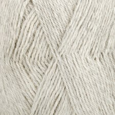 Drops ALPACA MIX 9020 light pearl grey