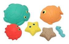 Seaside Sidekicks, Sand former, Melissa & Doug