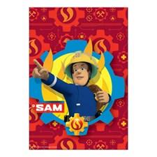 Brannmann Sam, Godteposer, 8 stk.