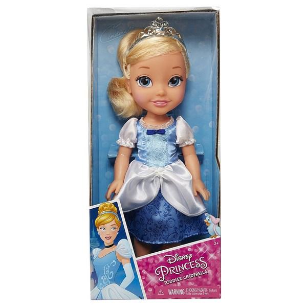 Toddler doll 35 cm  Cinderella  Jakks Pacific  Disney - dockor & tillbehör