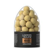 Lakrids by Johan Bülow Ägg Vanilla Mango 300g