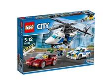 Vauhdikas takaa-ajo, LEGO City Police (60138)