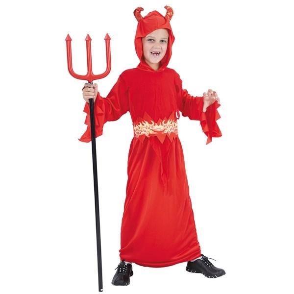 Djävul Barn Maskeraddräkt b330745deb37f
