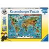 World of Animals, Pussel, 300 bitar, Ravensburger