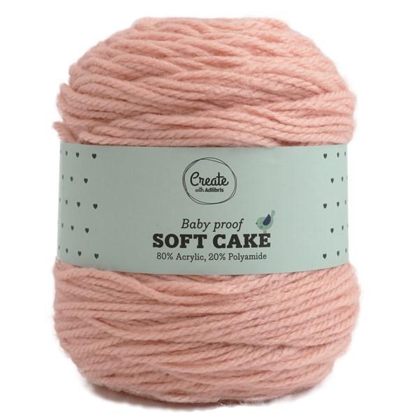 Adlibris Soft Cake 100g Soft Pink A518