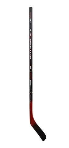 Hockeykølle, Raptor 125cm Left, Tre