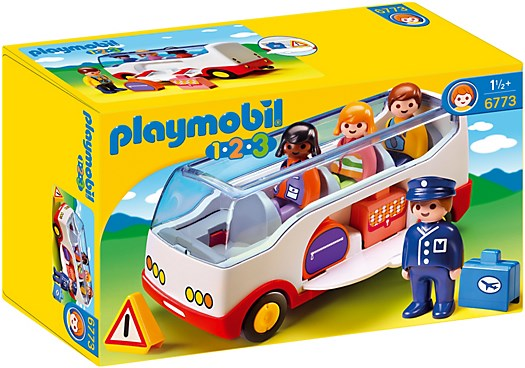 Buss  Playmobil (6773) - playmobil