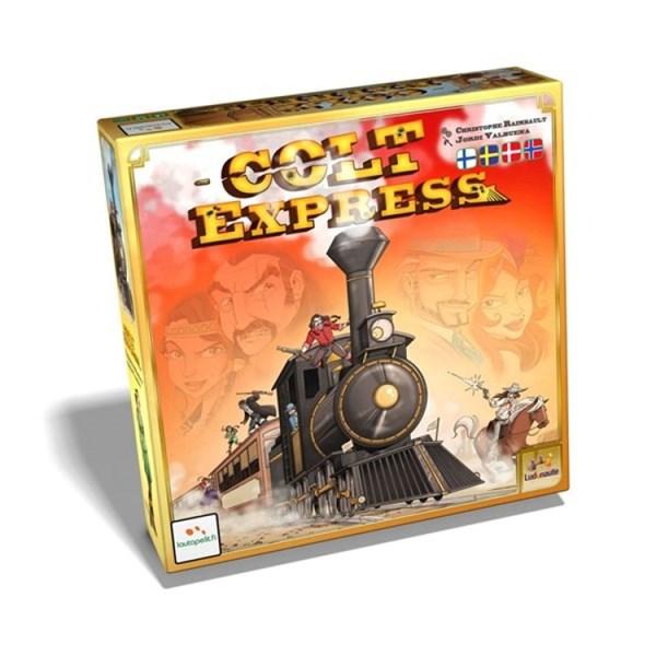 Colt Express, Seurapeli