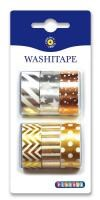 Washi-tape, Metallic, Playbox