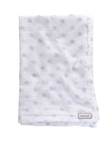 Littleheart Musliinihuopa Little Star Blue 80 x 120 cm Sininen