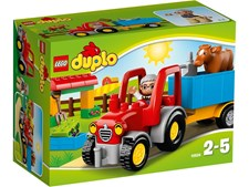 Traktor, Lego Duplo (10524)