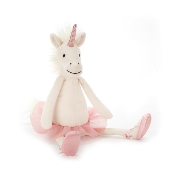 Dancing Darcey Unicorn 33 cm  Jellycat - gosedjur