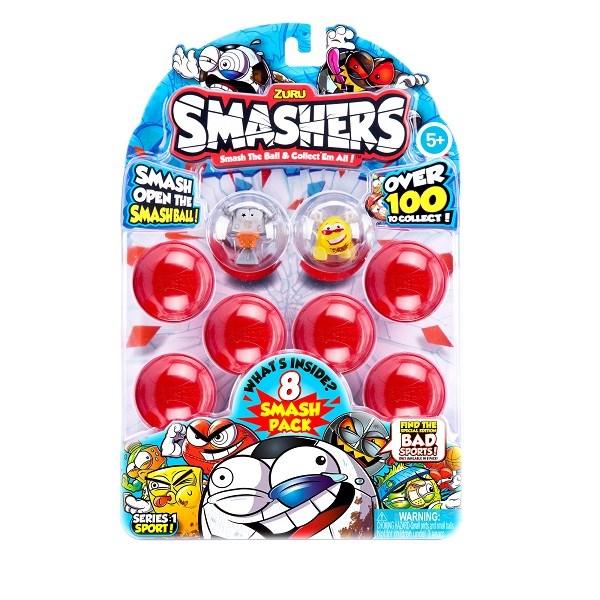 Smashers Sport 8-pack