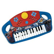 Stort Piano, Spiderman