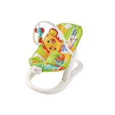 Fun 'n Fold Bouncer, Vippestol, Rainforest Friends, Fisher-Price