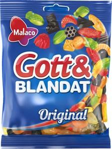 Gott och Blandat Original, 160 g