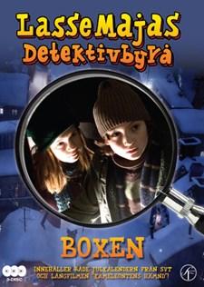 LasseMajas Detektivbyrå - Boxen (3-disc) (film)